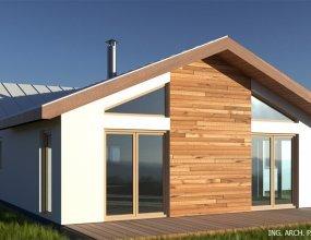 Dřevostavby - Typové domy