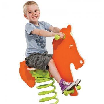Pružinové houpadlo Safari HORSE