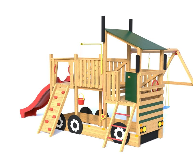 Dětské hřiště DRIVER 2018