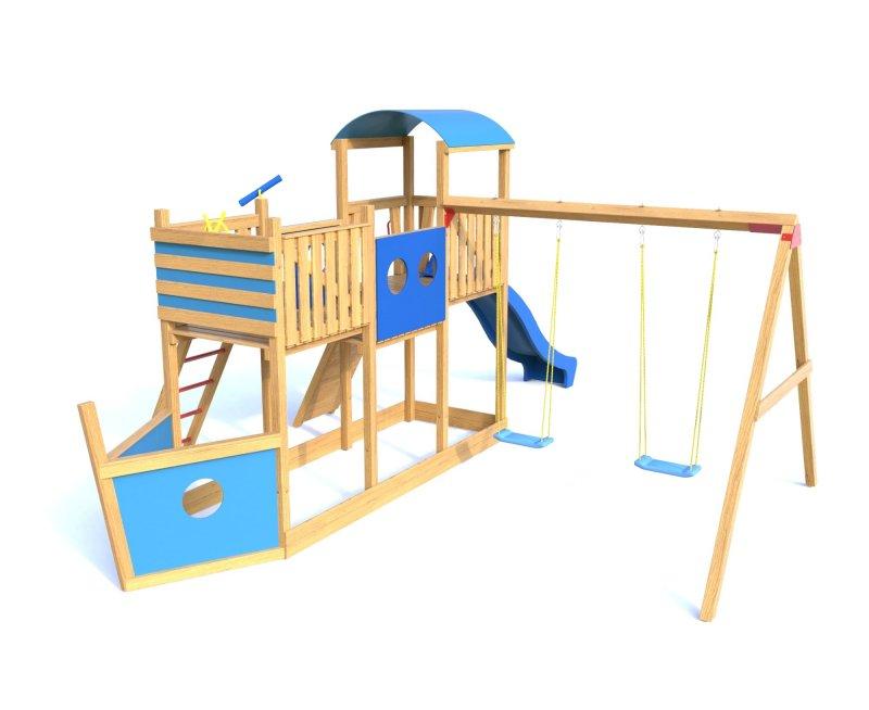 Dětské hřiště CAPTAIN 2018