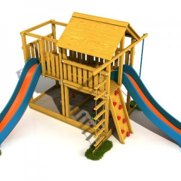 Dětské hřiště TOMÁŠ